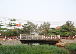 Ba Lat Bridge